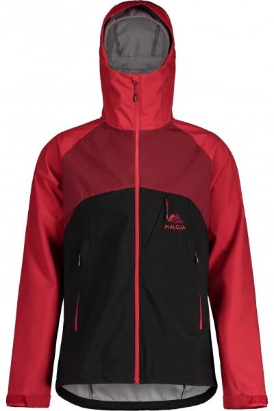 Maloja Softshell Jacket moonless multi