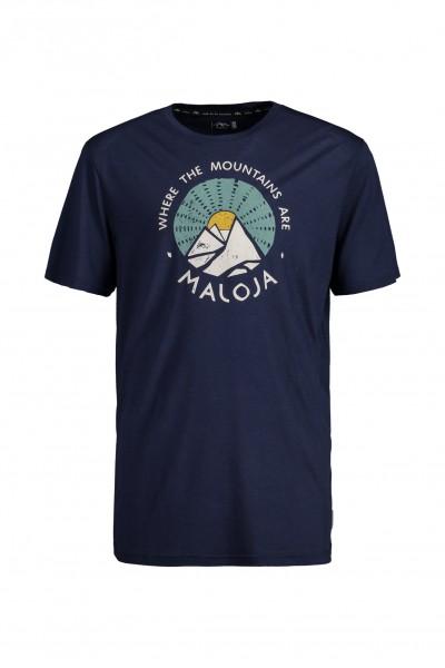 Maloja MailM Multisport shirt night sky